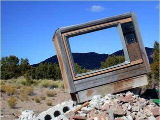 TV e detriti