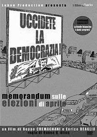 Uccidete_la_democrazia